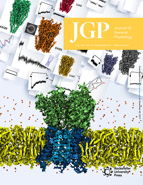 December Issue of The Journal of General Physiology